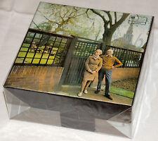 Fairport Convention unhalfbricking PROMO BOX F. JAPAN MINI LP CD 'S (NO CD' s!!!)
