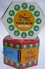 TIGER BALM 1x RED 1x WHITE Headache Relief Muscular Joint Aches Pains Free Post