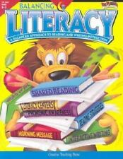 Balancing Literacy K-2 : A Balanced Approach to Reading and Writing Instruction