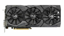 ASUS GeForce GTX 1060 Rog STRIX OC 6gb Video Card in Perfect Condition