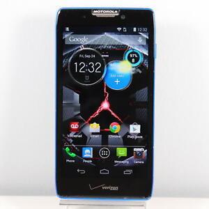 Motorola Droid RAZR HD (Verizon) XT926 4G LTE 16GB Smartphone - Blue