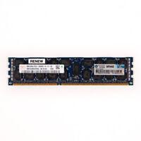 HP 500662-B21 8GB (1x8GB) Dual Rank x4 PC3-10600 (DDR3-1333) CAS-9 RAM