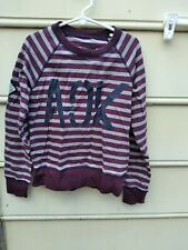 Matilda Jane The Good Ones TGO Striped Sweatshirt Size 5-6 A OK Free To Dream