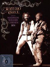 "JETHRO TULL ""LIVE AT MADISON SQUARE GARDEN 1978"" CD+DVD"