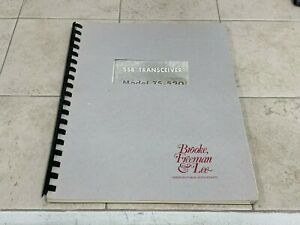 Kenwood  TS-520 Owner's Operating Manual Copy