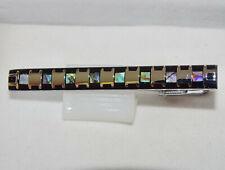 Krawattennadel mit elegantem Perlmutt-Dekor
