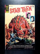 COMICS: Gold Key: Star Trek #14 (1972) - RARE (kirk/enterprise/spock/sulu)