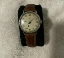 Omega watch 30T2 Movement 35 mm stainless steel WW2 era (early 1940's)