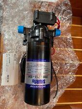 Shurflo Pump 2088-713-534 12vDc 45Psi Demand Switch 3.6 Gpm Splash Proof