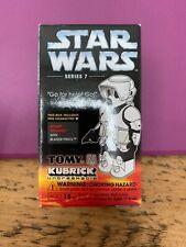 Medicom Tomy Kubrick Star Wars Series 7 SCOUT TROOPER  FIGURE-NEW IN BOX