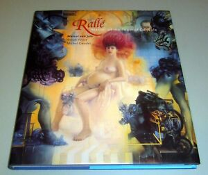 RALLE MASTER OF TOWN OF CONSULS ARTIST OMNI Surrealism Visionary Psychedelic ART