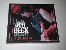 Jeff Beck - Live In Japan 2006 CD NEW/STILL SEALED FREE S&H YARDBIRDS