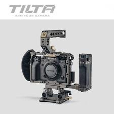 Tilta Fuji XT4 Camera Cage for FUJIFILM XT3 XT4 Camera TA-T04-C-G Dslr Rig Kit