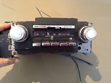 1971 1972 Cadillac AM/FM Radio Part 7930025 used original DeVille Eldorado 62