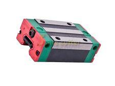 Origin HIWIN Linear Rail Carriage Block Bearing HGH20CA for HGR20 20mm Guide Way