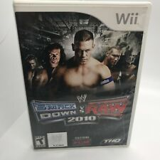 WWE SmackDown vs. Raw 2010 Wii Game