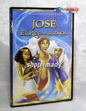 José El Rey de los Sueños - Joseph King of Dreams Español Latino Region 3, 4 y 6