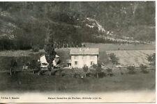 CARTE POSTALE / MAISON FORESTIERE DE DURBON
