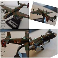 Handley Page Halifax ATLAS Metall DieCast Military Aircraft WORLD WAR II Bomber