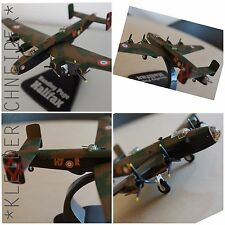Handley Page Halifax atlas Metal DIECAST Military Aircraft World War II Bomber