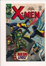 X-Men #36 Sep. 1967: NM- 9.2