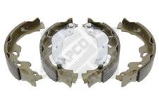 Bremsbackensatz für Bremsanlage Hinterachse MAPCO 8701