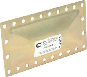 Allstar Burst Panel SFI 23.1 Aluminum Gold Anodize Burst Panel Kits Each 26310