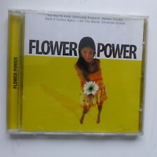 Flower Power Ike Tina TURNER LOVE AFFAIR FELICIANO MERSEYS .. CD ALBUM