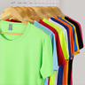 The New Mens Plain T Shirts Solid Cotton Short Sleeve Blank Tee Top Shirts S-3XL