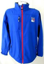 New York Rangers Mens X-Large Full Zip Embroidered Soft Shell Jacket Anyr 33