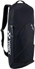 Yonex tennis racket back pack (for two tennis) Bag1938 black (007)