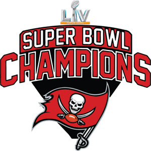 TAMPA BAY BUCCANEERS SUPER BOWL CHAMPIONS Vinyl Decal / Sticker ** 5 Sizes **