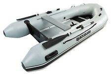 Quicksilver 320 Sport PVC Grey Inflatable Dinghy 3.2m Inflatable Boat - NEW