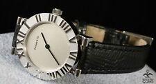 Tiffany & Co. Sterling Silver (.925) Ladies Atlas Watch w/ Box