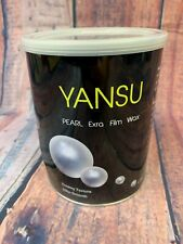 YANSU Hypoallergenic Hard Wax Beans Pearl Wax Beans Creamy Smooth Coconut Wax