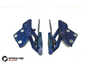 VOLKSWAGEN TOUAREG 7L PAIR OF FRONT BONNET HINGES LEFT AND RIGHT SIDE 7L6823301A