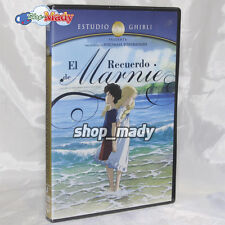 When Marnie Was There - El Recuerdo de Marnie DVD en ESPAÑOL LATINO Region 1 y 4