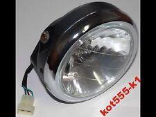 URAL DNEPR IZH HEADLIGHT LAMP 12volt HARD PLASTIC CASE