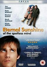 Eternal Sunshine Of The Spotless Mind [DVD] [2004], , Used; Acceptable DVD