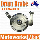 Front Wheel RIGHT Drum Brake FOR 47cc 49cc Quad Dirt Bike ATV Dune Buggy Gokart