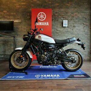 Yamaha Tapis De L'Atelier Course Pit-Matte Bleu