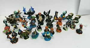 Job Lot Bundle of 34 Skylanders Figures Couple of Rare Figures