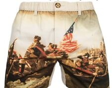 Chubbies RARE Shorts Get Outta My Way Washington Revolutionary War XLarge
