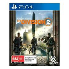 Tom Clancys The Division 2 PS4 aus game