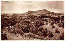 Bemersyde Sir Walter Scott's View Panorama