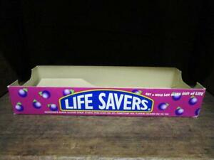"""1999 LIFE SAVERS """"Get a Hole Lot More out of Life"""" Made in Australia Held 24 Pac"""