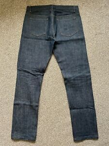 APC New Standard Selvedge Raw Denim Jeans | 34W 32L