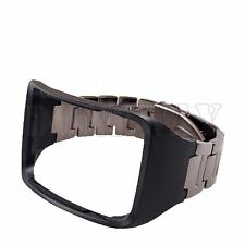 Luxury Stainless Steel Watch Band Metal Strap Holder For Samsung Gear S SM-R750