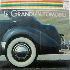 LE GRANDI AUTOMOBILI DIABLO SHAMAL TATRA 480 CABRIO 605 OPEL DETROIT164 CORD 812