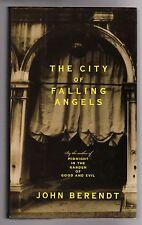 John Berendt, THE CITY OF FALLEN ANGELS, 1st/1st, F/F